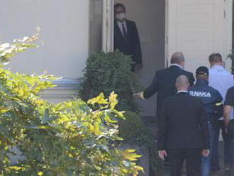 Sudca zobral všetkých štyroch obvinených v rámci akcii Plevel do väzby