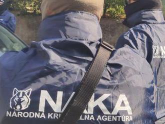 NAKA zadržala exriaditeľa Finančnej správy, Makóa obvinili z násilnej trestnej činnosti