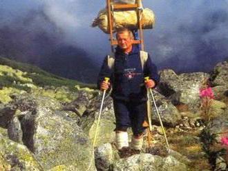 Zomrela tatranská legenda Laco Kulanga