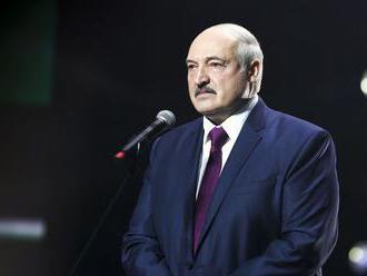 Bieloruský prezident Lukašenko zložil prezidentskú prísahu