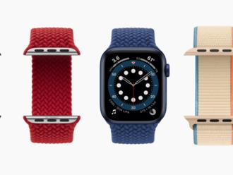 Apple už k novým hodinkám Watch 6 nepribalí nabíjačku. Bude za príplatok