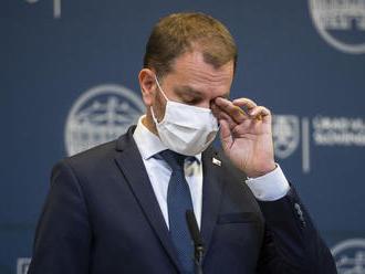 Slovensko smeruje do núdzového stavu. Celý štát, nielen zdravotníctvo