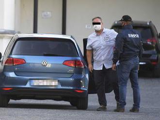Ústavný súd dal súhlas s väzobným stíhaním sudcu Béreša