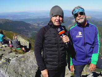 Tentokrát na hory zobral Tribulu himalájista z Oravy. Na Evereste bol trikrát