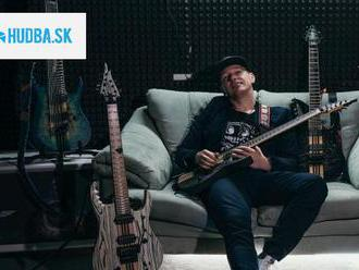 Gitarista Brian Baják zverejnil video k inšturmentálnej piesni Eyes Of Isolde