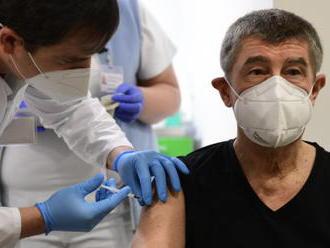 Většina lidí míní, že Babiš nemá být hlavní tváří očkování