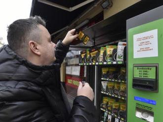 Ostravská firma CBDmat rozšiřuje síť automatů s výrobky z konopí