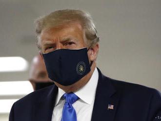 Trump vyzval svojich stúpencov, aby sa vyhli ďalším násilnostiam