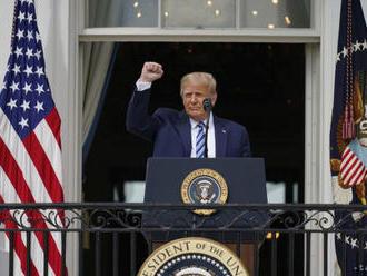 Trump vyzval na národnú jednotu, impeachment nezmienil