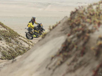 Dakar: Svitko sa po 11. etape posunul na 9. miesto, vyhral Sunderland