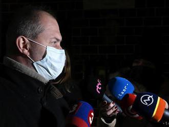 Kotleba: Prvý incident generála Lučanského nebol pokusom o samovraždu