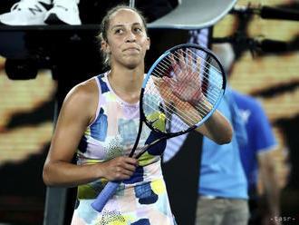 Američanka Keysová má koronavírus, zrejme vynechá Australian Open