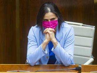 Kolíková: Do 28. februára sa pozastavujú dražby a exekúcie, pre pandémiu