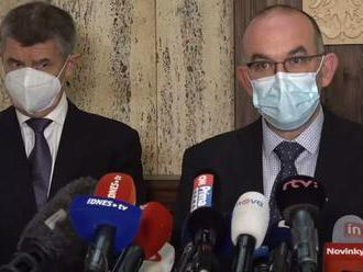Česká vláda uvažuje o povinných respirátoroch v obchodoch a verejnej doprave