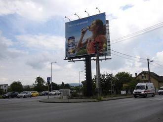 Reklamné stavby by sa po novom mohli povoľovať len na dobu určitú