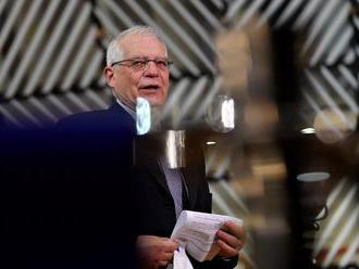 Šéf diplomacie EÚ Josep Borrell navštívi Rusko