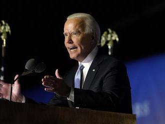 Biden vyzval Senát, aby sa zameral na priority