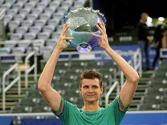 Hurkacz zdolal Kordu vo finále turnaja ATP v Delray Beach