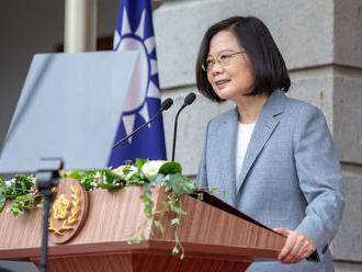 Taiwanská prezidentka absolvovala on-line stretnutie s veľvyslankyňou USA pri OSN