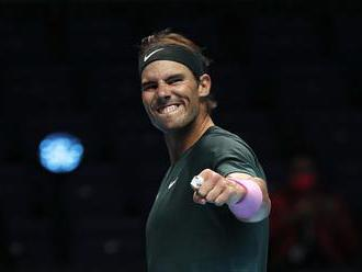 Nadal odletí na Australian Open bez svojho trénera Moyu
