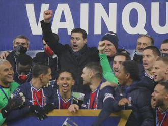"""Pochettino má prvú trénerskú trofej: """"Je špeciálna a dúfam v ďalšie"""""""