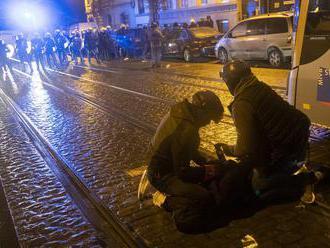 V Belgicku vyše 100 zatknutých na proteste proti smrti mladíka v policajnej väzbe