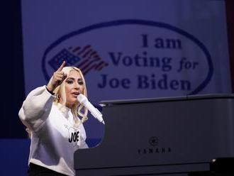 Lady Gaga zaspieva na inaugurácii Bidena štátnu hymnu, vystúpi aj J.-Lo