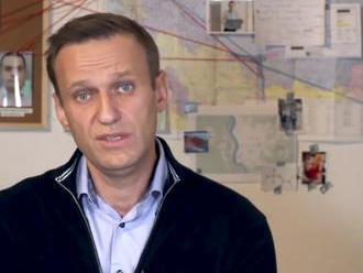 Nemecko poskytlo Rusku prepisy rozhovorov s opozičným lídrom Navaľným