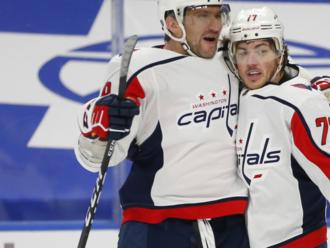 Týždeň v NHL: Ovečkinovu manželku rozzúrili pravidlá, Rusov z Washingtonu však potrestali právom