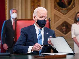 Biden spustil tažení proti změně klimatu, nelze podle něj čekat. Prvním krokem má být snížení emisí