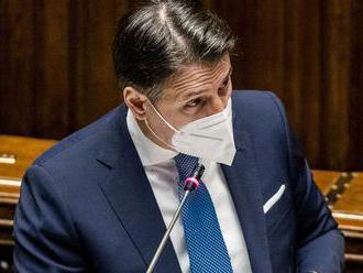 Snemovňa vyslovila Conteho vláde dôveru, v Senáte to bude ťažšie