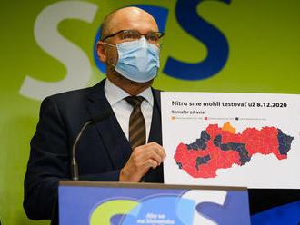 Očkovanie? Nie, Slovensko rieši spor Matovič-Sulík