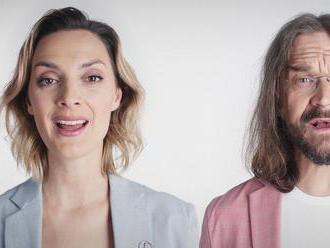Barbora Poláková a Dan Bárta naspievali uspávanku