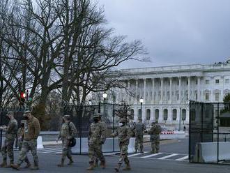 V blízkosti Kapitolu vo Washingtone zadržali ozbrojeného muža