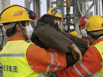 Banské nešťastie na východe Číny neprežilo desať osôb