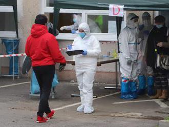 Banská Bystrica chce komunitne testovať, čaká na odpoveď ministerstva