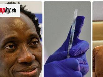 Ibrahim Maiga si nedá pokoj: Kritika očkovania proti KORONAVÍRUSU, do úst si vzal aj Cibulkovú