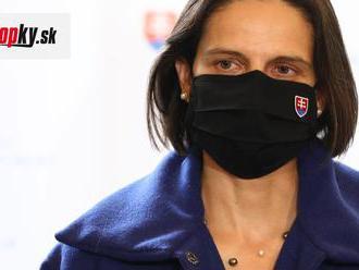 Kolíková ostala na výbore zaskočená: Radačovský predložil údajnú korešpondenciu Lučanského