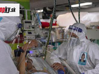 Hrozivé ČÍSLA úmrtí! Konšpirátori sa snažili oklamať štatistiku: Obetí pandémie možu byť tisíce