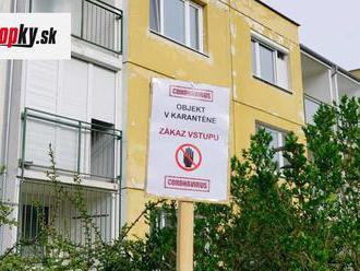 KORONAVÍRUS Dve zariadenia pre seniorov v okrese Žarnovica hlásia pozitívne prípady