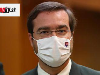 Internetom sa šíri Krajčího vyjadrenie vytrhnuté z kontextu: Prísne opatrenia žiadal kvôli epidemiol