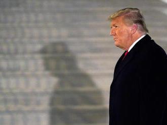 Trump vyzval na národnú jednotu, o impeachmente nepovedal ani slovo