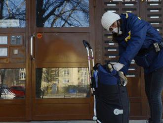 Pošty budú cez víkend stále zatvorené, dôvodom je zhoršujúca sa pandémia