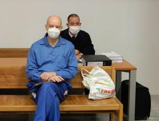 Pokračuje pojednávanie v kauze prípravy vraždy S. Klaus-Volzovej