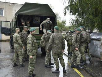 Vojaci pôjdu pomáhať na vybrané RÚVZ a do nemocníc