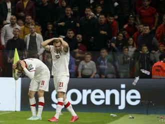 Albánci odsúdili incidenty, no Poliakov obvinili z provokácií