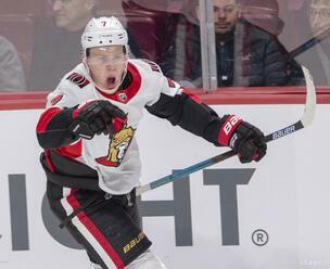 Brady Tkachuk podpísal s Ottawou lukratívnu sedemročnú zmluvu