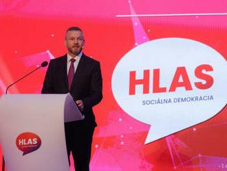 Prieskum: Voľby by v októbri vyhral Hlas-SD pred SaS a Smerom-SD