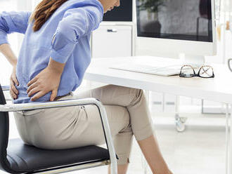Trápia vás bolesti chrbta? Poradíme vám, ako s bolesťou zatočíte