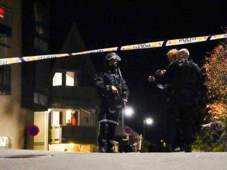 V Nórskom Kongsbergu vyčíňal útočník s lukom a šípmi, o život prišlo niekoľko osôb